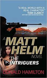 The Intriguers Matt Helm Books in Order