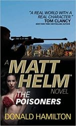 The Poisoners Matt Helm Books in Order