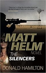 The Silencers Matt Helm Books in Order