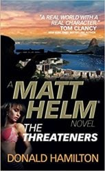 The Threateners Matt Helm Books in Order