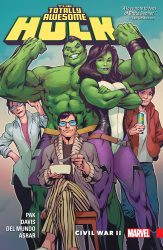 The Totally Awesome Hulk Vol. 2 Civil War II Hulk Reading Order