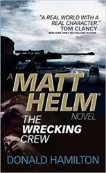 The Wrecking Crew Matt Helm Books in Order