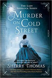 Murder on Cold Street The Lady Sherlock Series Books in Order