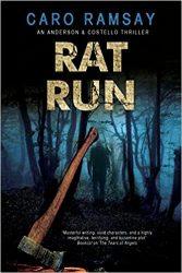 Rat Run Anderson and Costello Books in Order