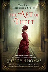 The Art of Theft The Lady Sherlock Series Books in Order